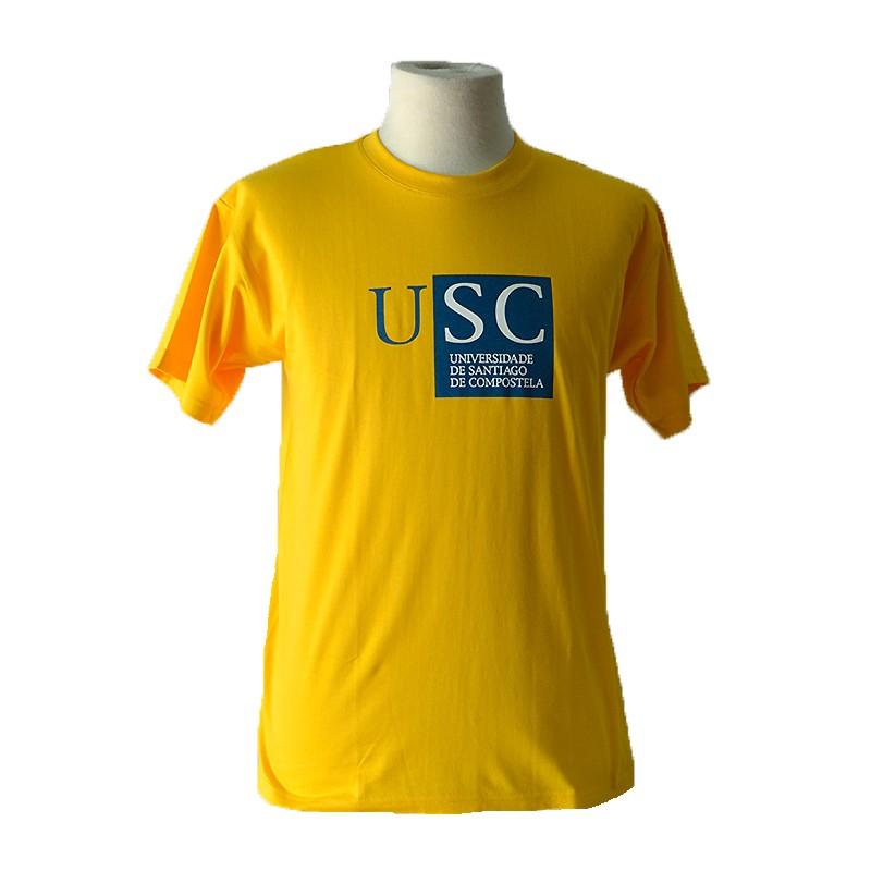 Camiseta Oficial Deportes De La Universidade De Santiago De Compostala